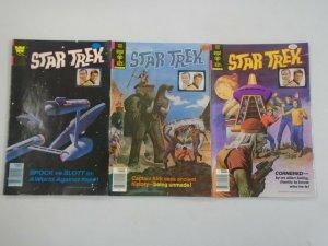 Bronze Age Star Trek lot 35 from #19-57 avg 5.0 VG FN (1973-78 Gold Key)