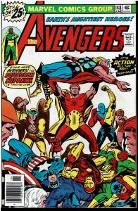Avengers #148, 8.0 or Better