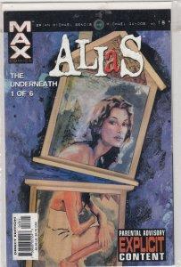 Alias  #16 (2002)