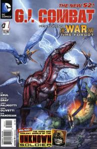 G.I. Combat (2nd Series) #1 VF/NM; DC | save on shipping - details inside