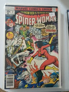 SPIDER-WOMAN #2 Marvel (78) VF