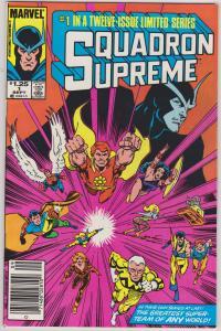 Squadron Supreme #1