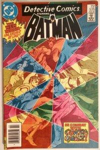 Detective Comics #535, MARK JEWELERS VARIANT