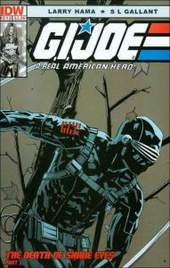 G.I. Joe, a Real American Hero #212 (2nd) VF/NM; Marvel   save on shipping - det