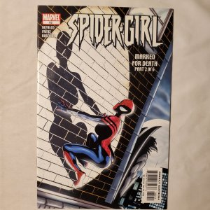 Spider-Girl 62 Very Fine Cover by Tom DeFalco