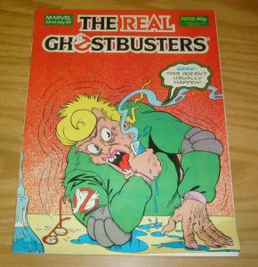 Real Ghostbusters, the (UK) #58 FN; Marvel UK   save on shipping - details insid