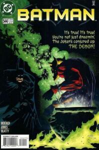 Batman (1940 series) #544, NM- (Stock photo)