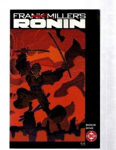 Ronin # 1 VF/NM DC Comic Book Frank Miller Samurai Ninja Karate 1983 J460