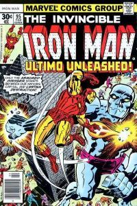 Iron Man (1968 series) #95, Fine+ (Stock photo)
