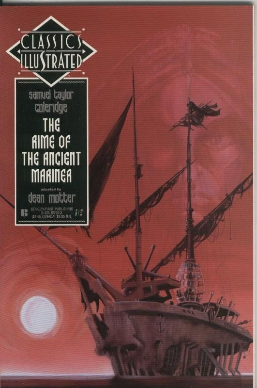 Samuel Taylor Coleridge:The aime of the ancient mariner
