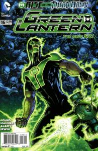 Green Lantern (5th Series) #16 VF/NM; DC | save on shipping - details inside