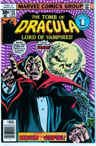 Tomb of Dracula(vol. 1) # 55 The Betrayer !