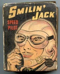 Smilin' Jack Speed Pilot Big Little Book 1939