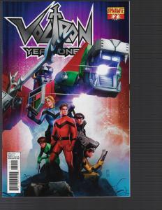 Voltron Year One #2 (Dynamite, 2012) NM