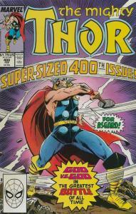 THOR 340-470 Annuals, 25-Different, Marvel Comics' God