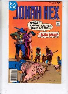 Jonah Hex #9 (Feb-78) VF/NM High-Grade Jonah Hex