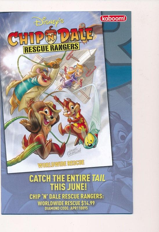 Disneys Duck Tales 1 Jonathan Gray Variant Cover B 1st Print NM