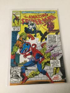 The Amazing Spider-Man 367 Nm Near Mint Marvel