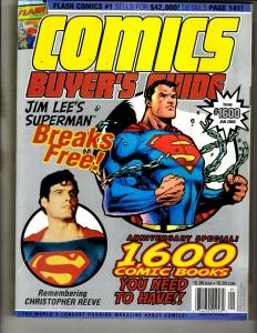 Comics Buyer's Guide, Comic Book Marketplace TPB Graphic Novel Comic Books J342