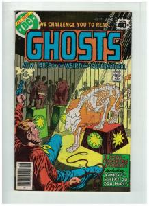 GHOSTS 77 VG-F June 1979