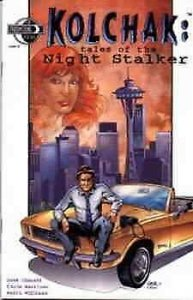 Kolchak: Tales of the Night Stalker #2B VF/NM; Moonstone | save on shipping - de