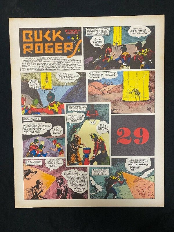 Buck Rogers  #29 - Reprints the Sunday pages #337-348