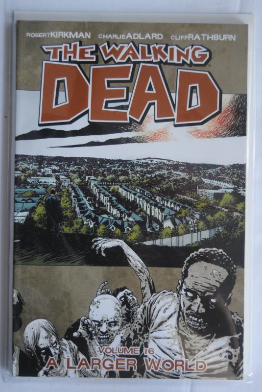 Walking Dead Volume 16