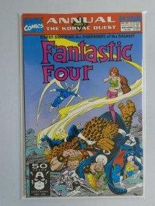 Fantastic Four Annual #24 8.0 VF (1991 1st Series)