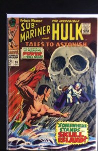 Tales to Astonish #96 (1967)