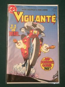 Vigilante #10