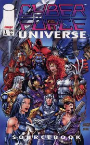 Cyberforce Universe Sourcebook #1 VF/NM; Image | save on shipping - details insi