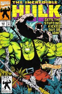 Incredible Hulk (1968 series) #402, NM- (Stock photo)