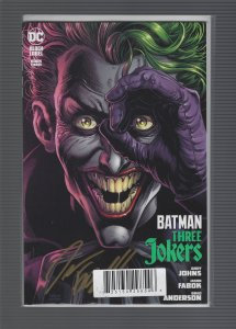 Batman: Three Jokers #3 Signed 26/60