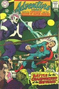 Adventure Comics (1938 series) #366, VG- (Stock photo)