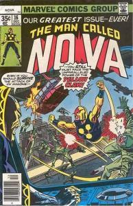 Nova (1976 series) #16, VF- (Stock photo)