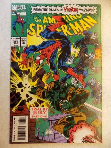 AMAZING SPIDER-MAN # 383 MARVEL ACTION ADVENTURE