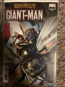 Giant-Man 2 Alternate Cover NM (9.4)