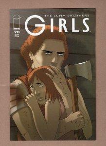 Girls #20 (2006)