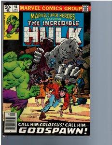 Marvel Super-Heroes #94 (1981)