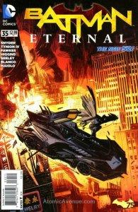 Batman Eternal #35 VF; DC   save on shipping - details inside
