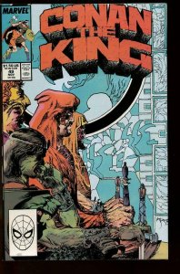 CONAN the KING #49, VF/NM, Docherty, 1980 1988, Robert Howard, more in store