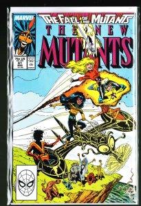 The New Mutants #61 (1988)