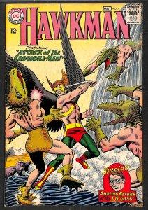 Hawkman #7 VG+ 4.5 DC Comics