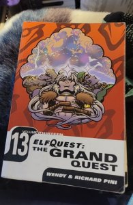 elfquest grand quest manga vol 13