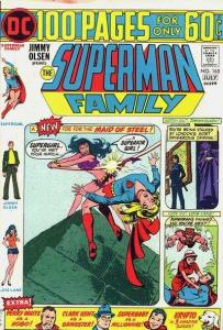 Superman Family #165, VG+ (Stock photo)