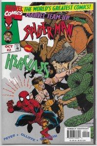 Marvel Team-Up   vol. 2   # 2 FN Spider-Man, Hercules