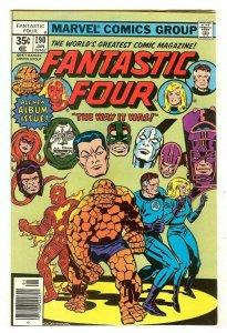 Fantastic Four 190   Pizzazz Insert