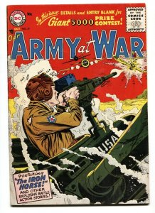 Our Army at War #51 1956- Kubert- Russ Heath- Infantino VG/FN