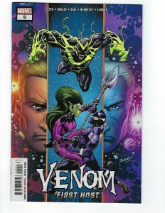 Venom First Host # 5 of 5 Cover A NM Marvel