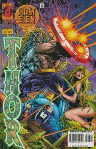 Thor #496 VF/NM; Marvel | save on shipping - details inside